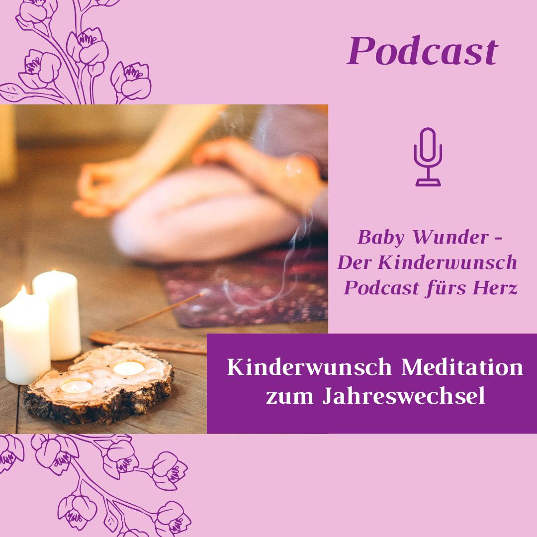 Kinderwunsch Meditation