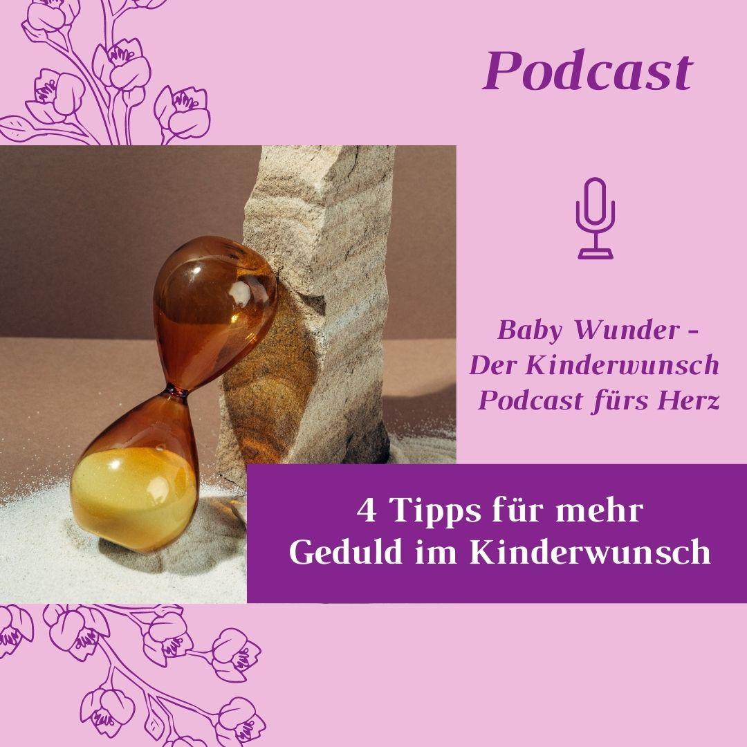 Baby Wunder - Der Kinderwunsch Podcast fürs Herz